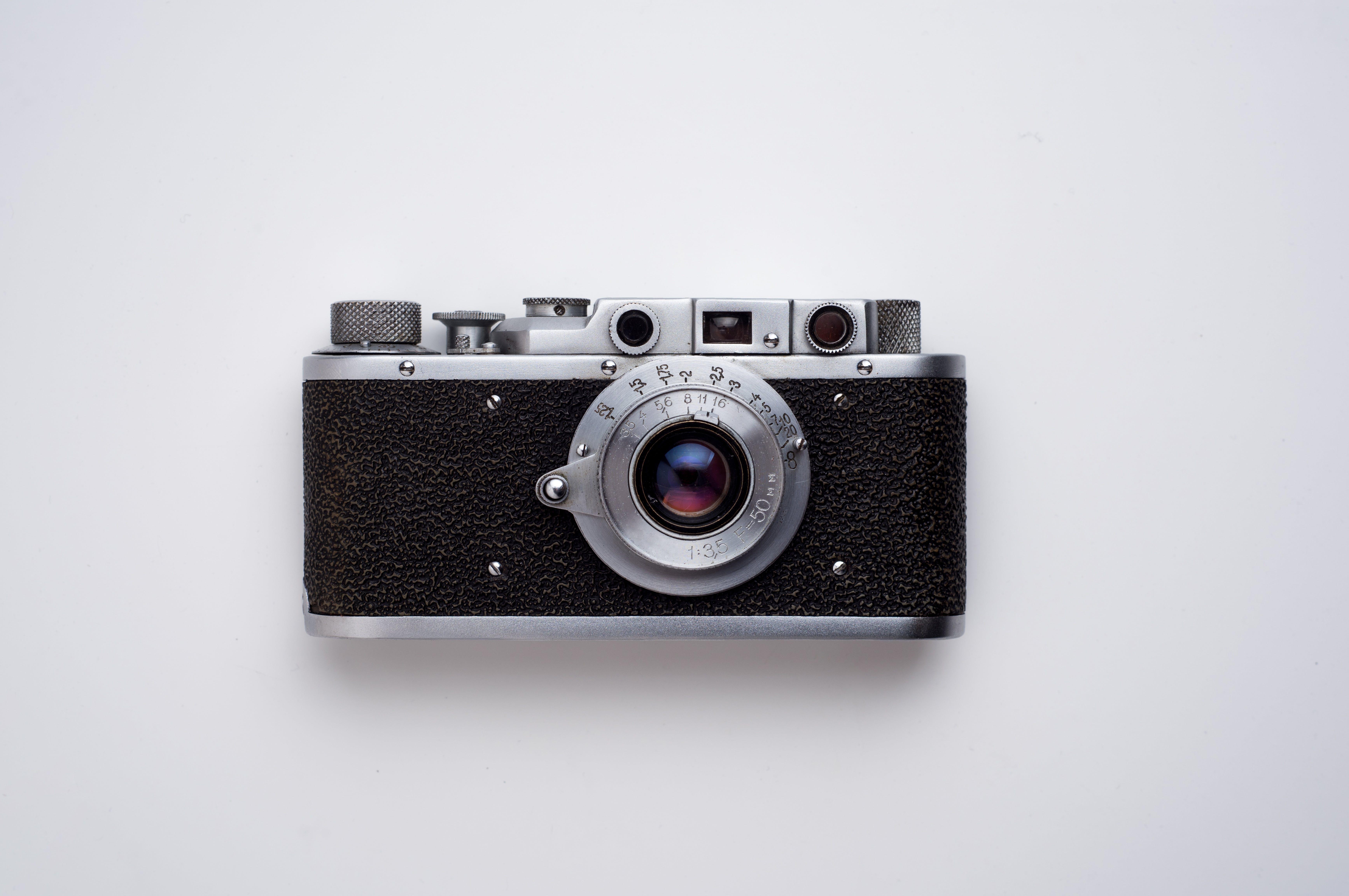 คลังภาพถ่ายฟรี ของ กล้อง, คลาสสิก, ย้อนยุค, รูรับแสง