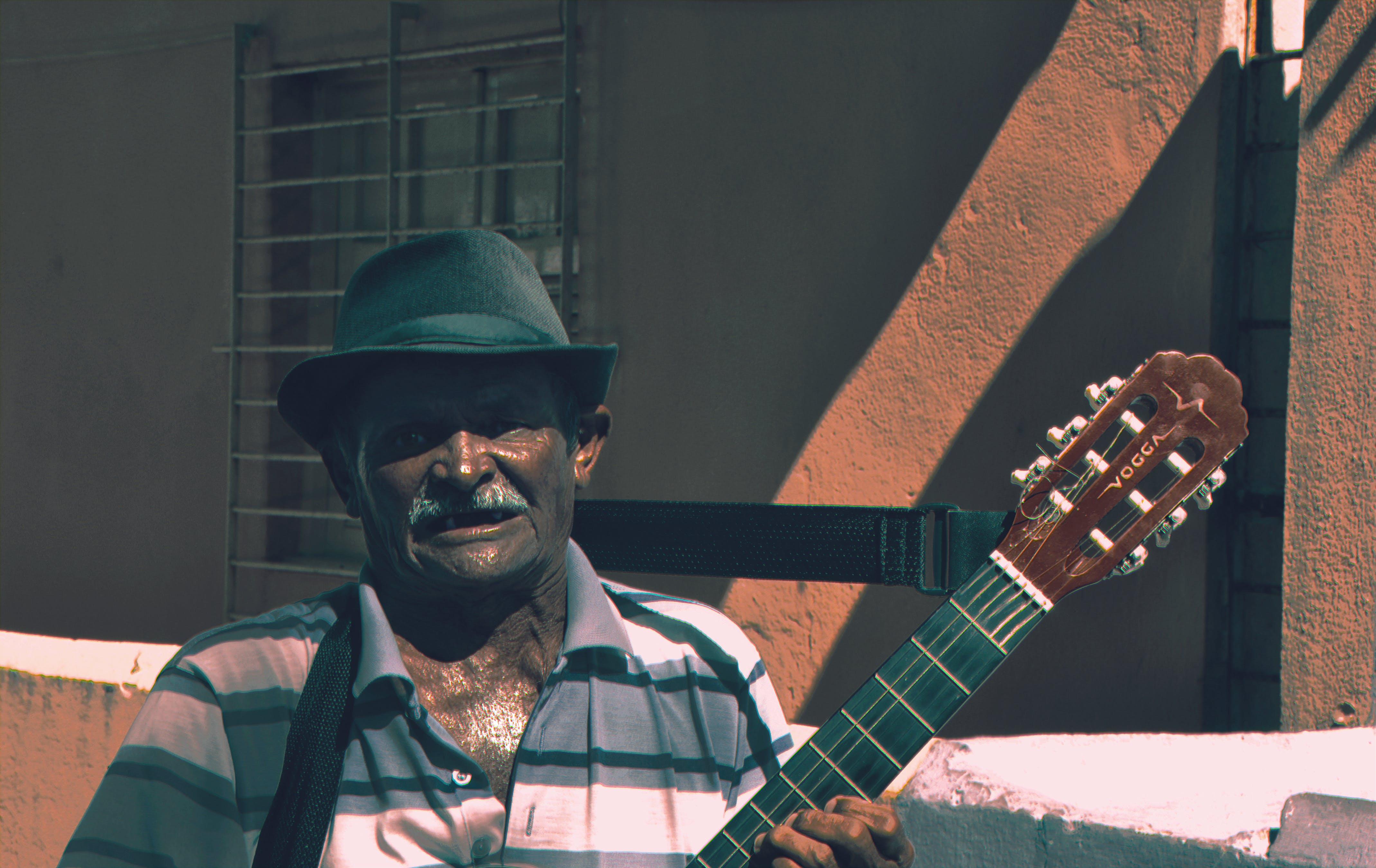 Kostenloses Stock Foto zu mann, person, musik, musiker
