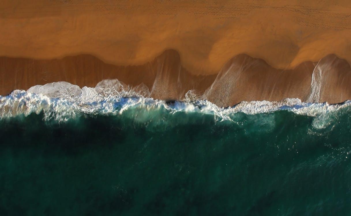 dalgalar, deniz, deniz kıyısı