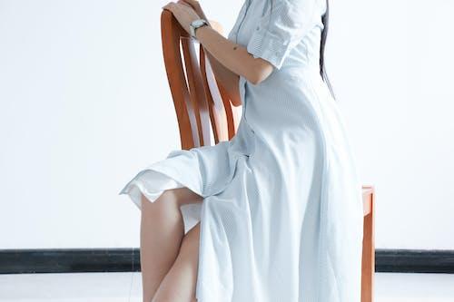 Бесплатное стоковое фото с девочка, женщина, мода, платье