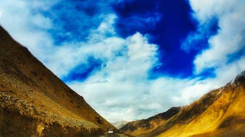 Fotobanka sbezplatnými fotkami na tému GoPro, hory, India, ladak