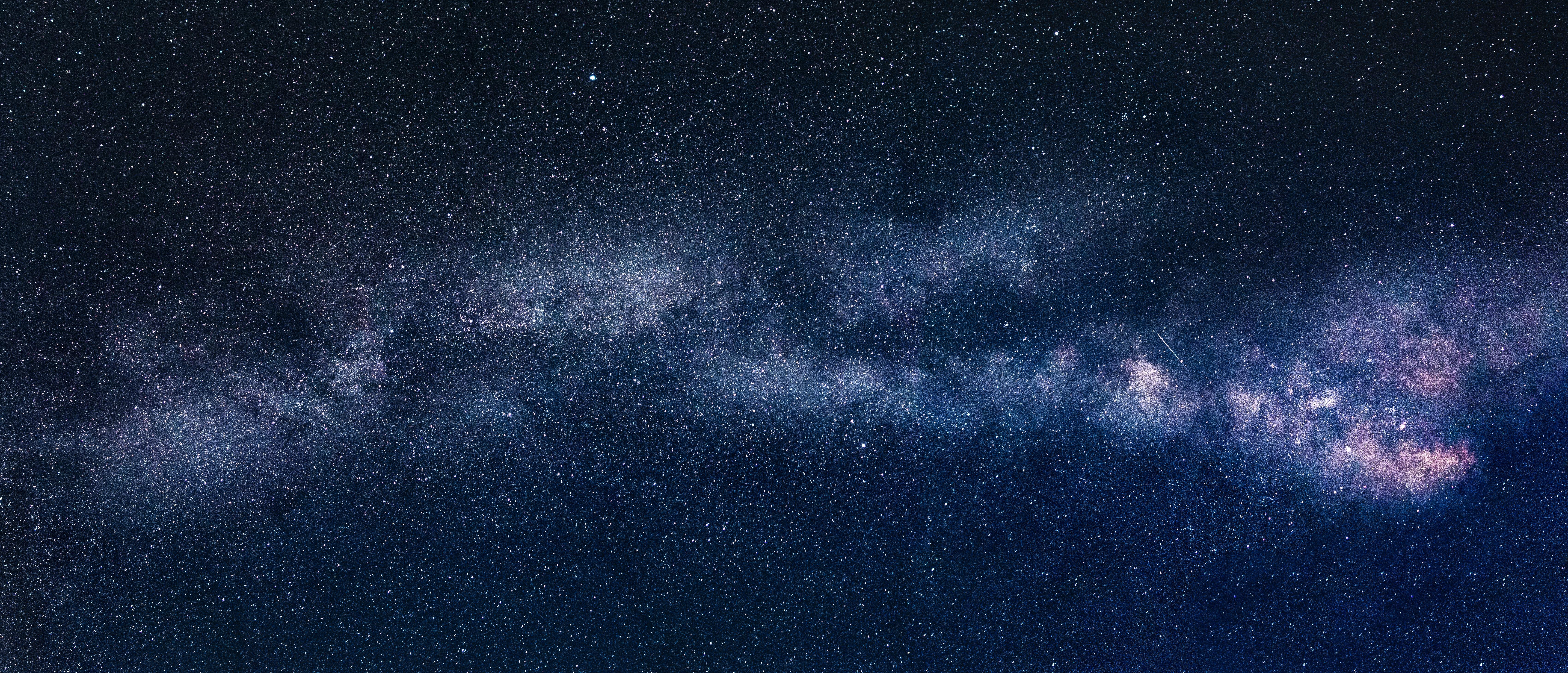 Starry Night Sky · Free Stock Photo