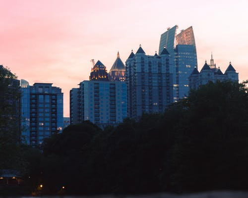 Free stock photo of architecture, buildings, skyline