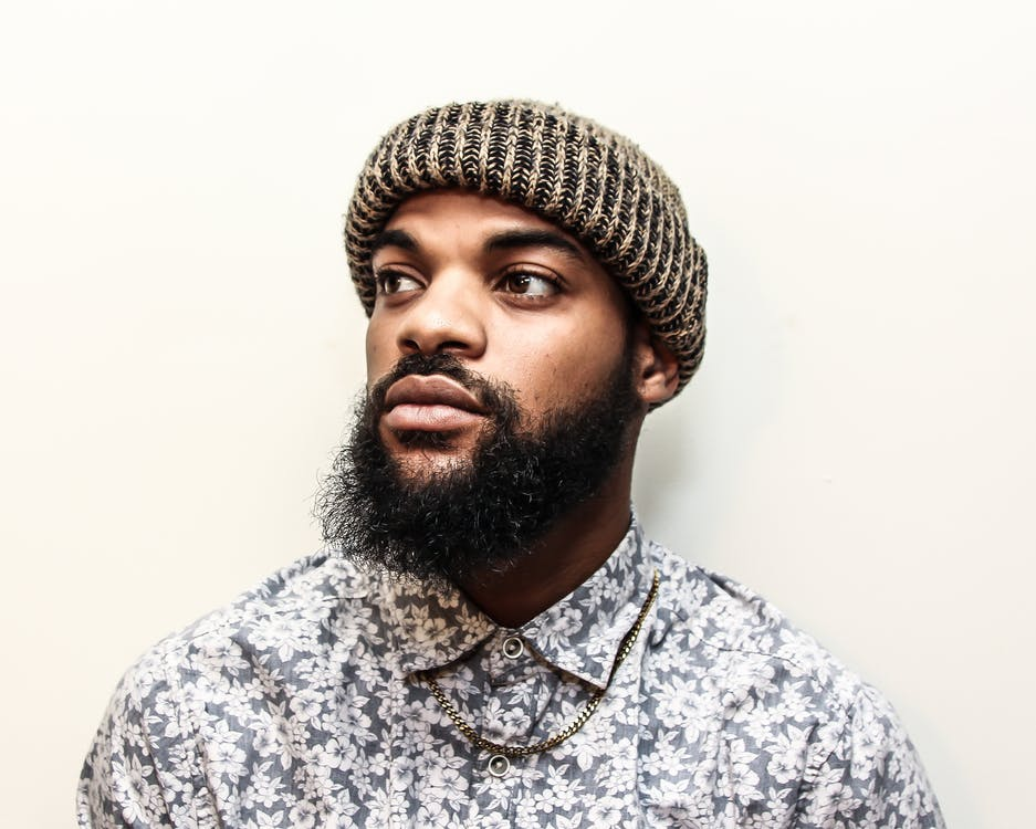 Free stock photo of african american, full beard, male