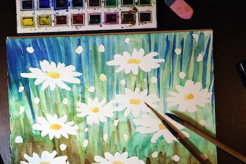 Free stock photo of art, artist, artists, blue