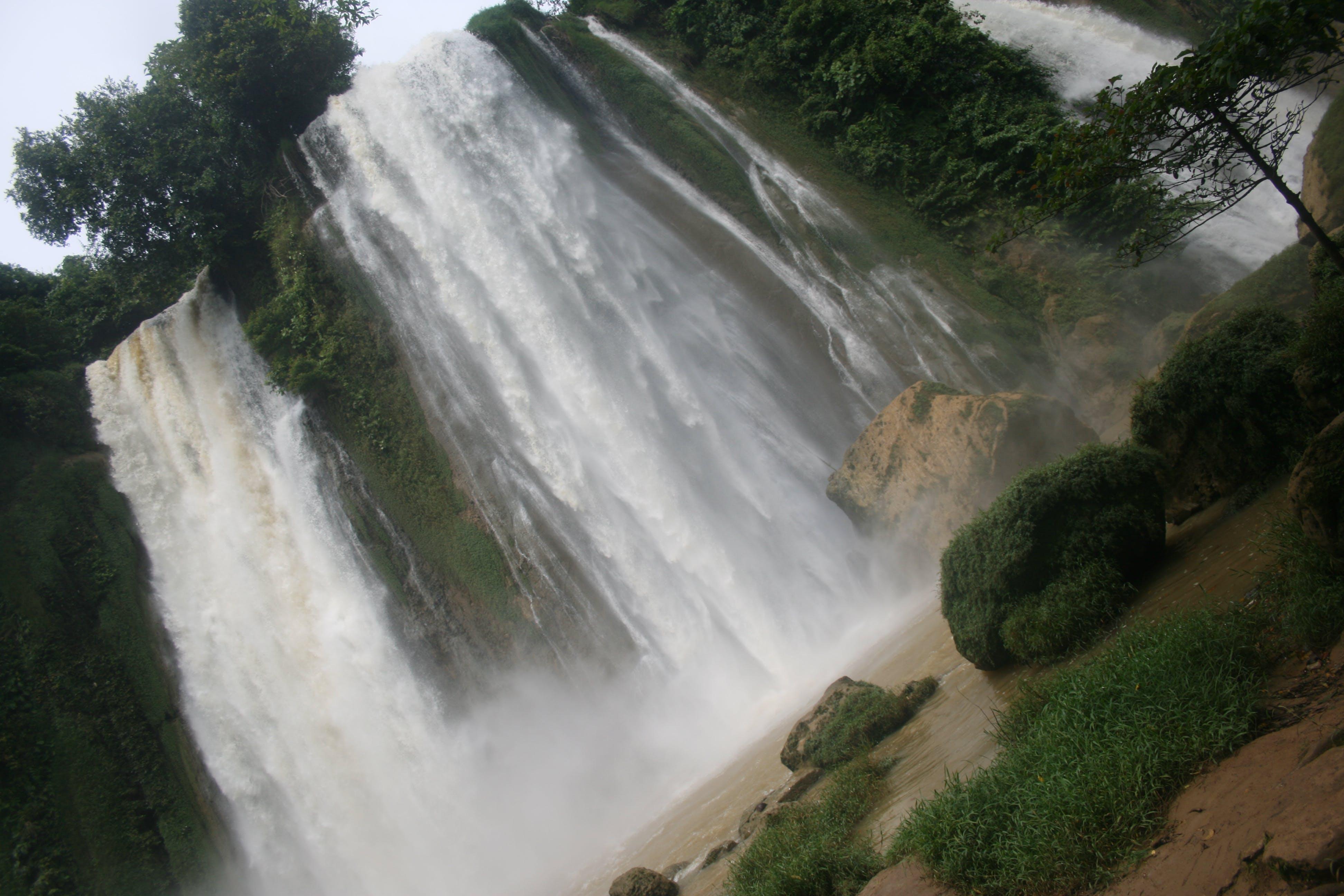 Free stock photo of indonesia-waterfalls