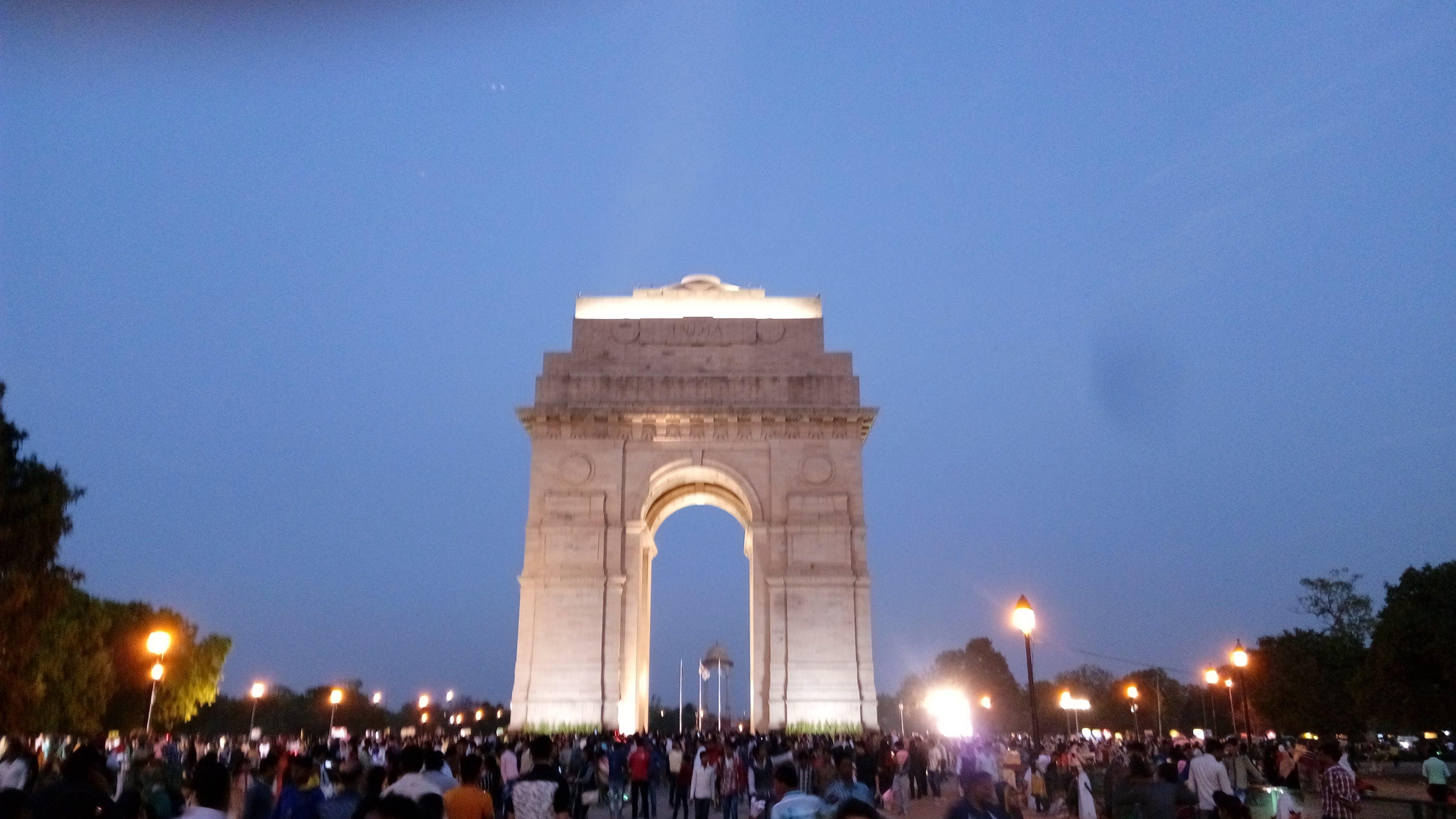 Free stock photo of India Gate
