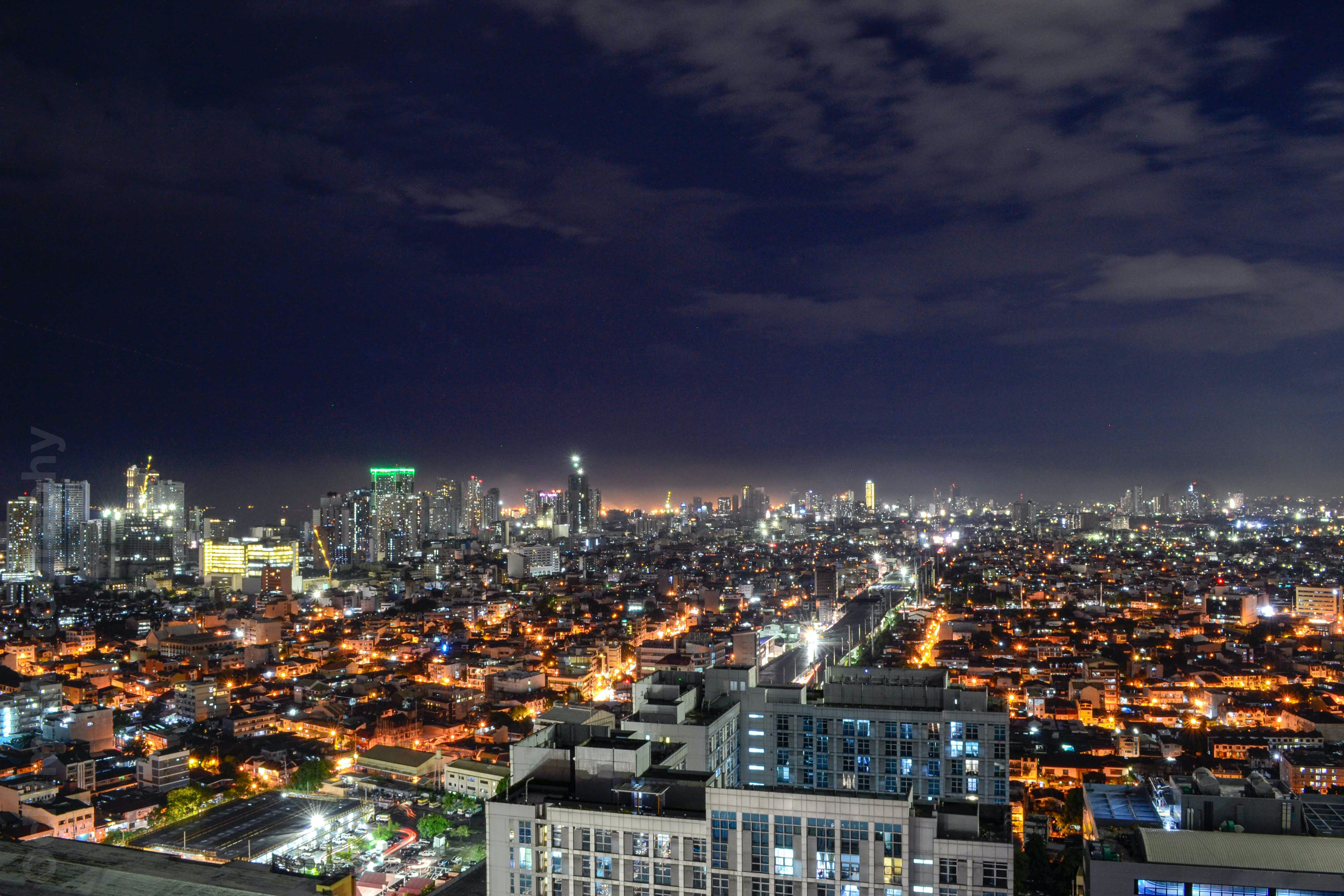 Free stock photo of city, city life, city lights