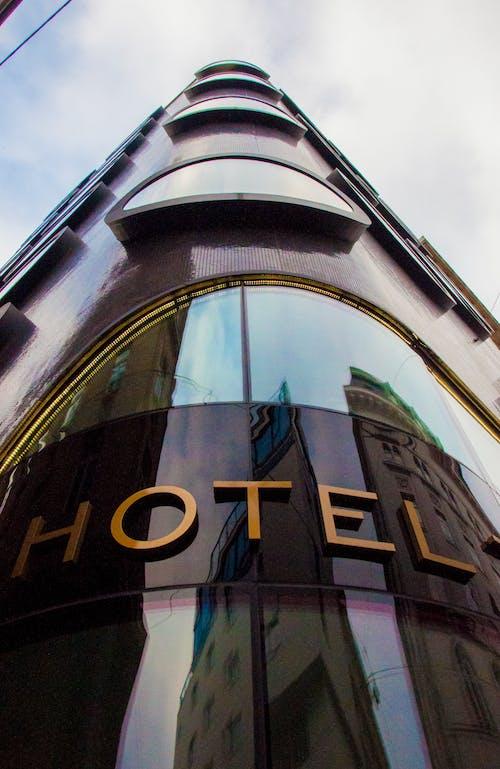 Free stock photo of building, glass, glass window, hotel