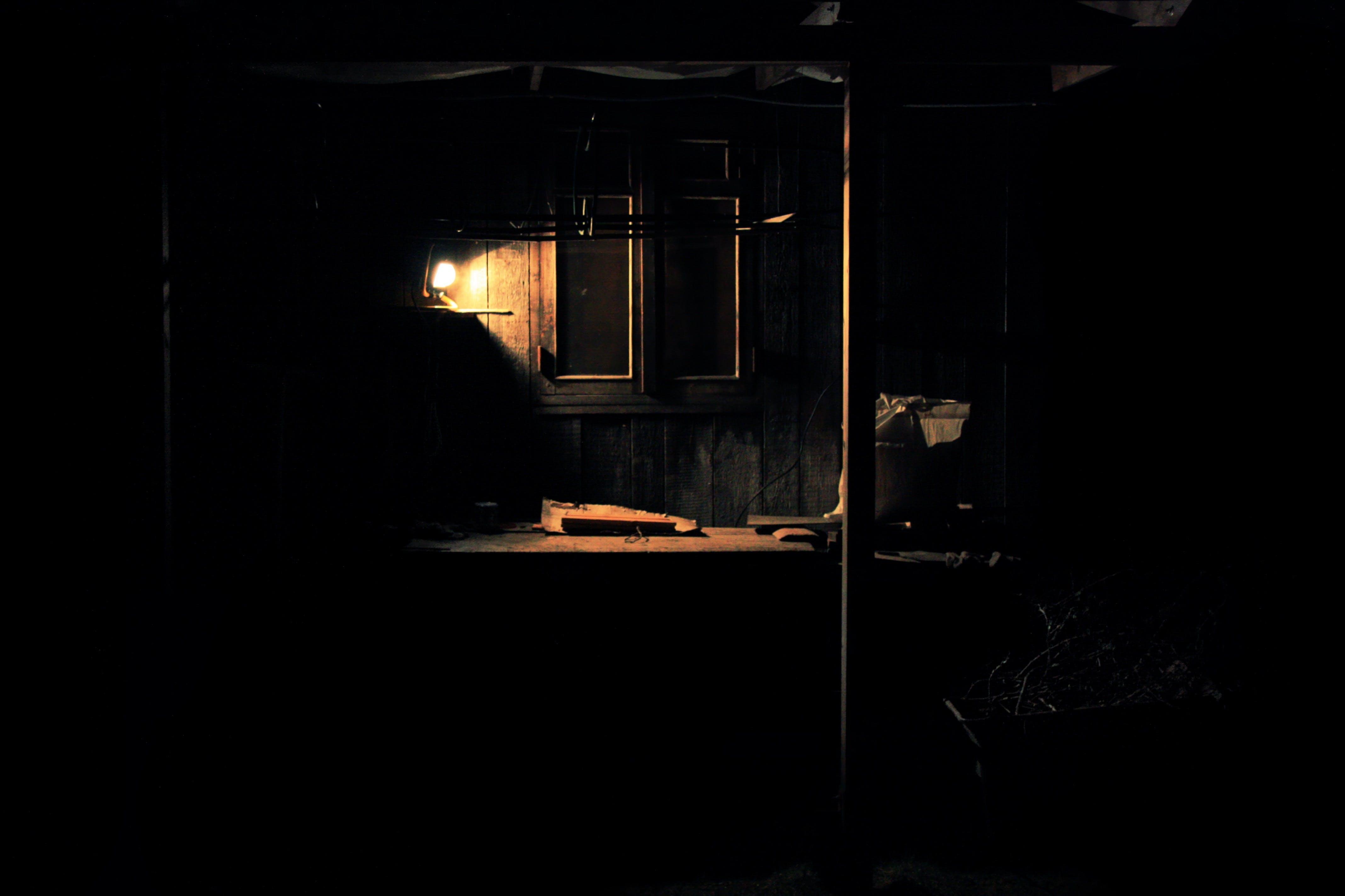 Free stock photo of night, dark, darkness, country