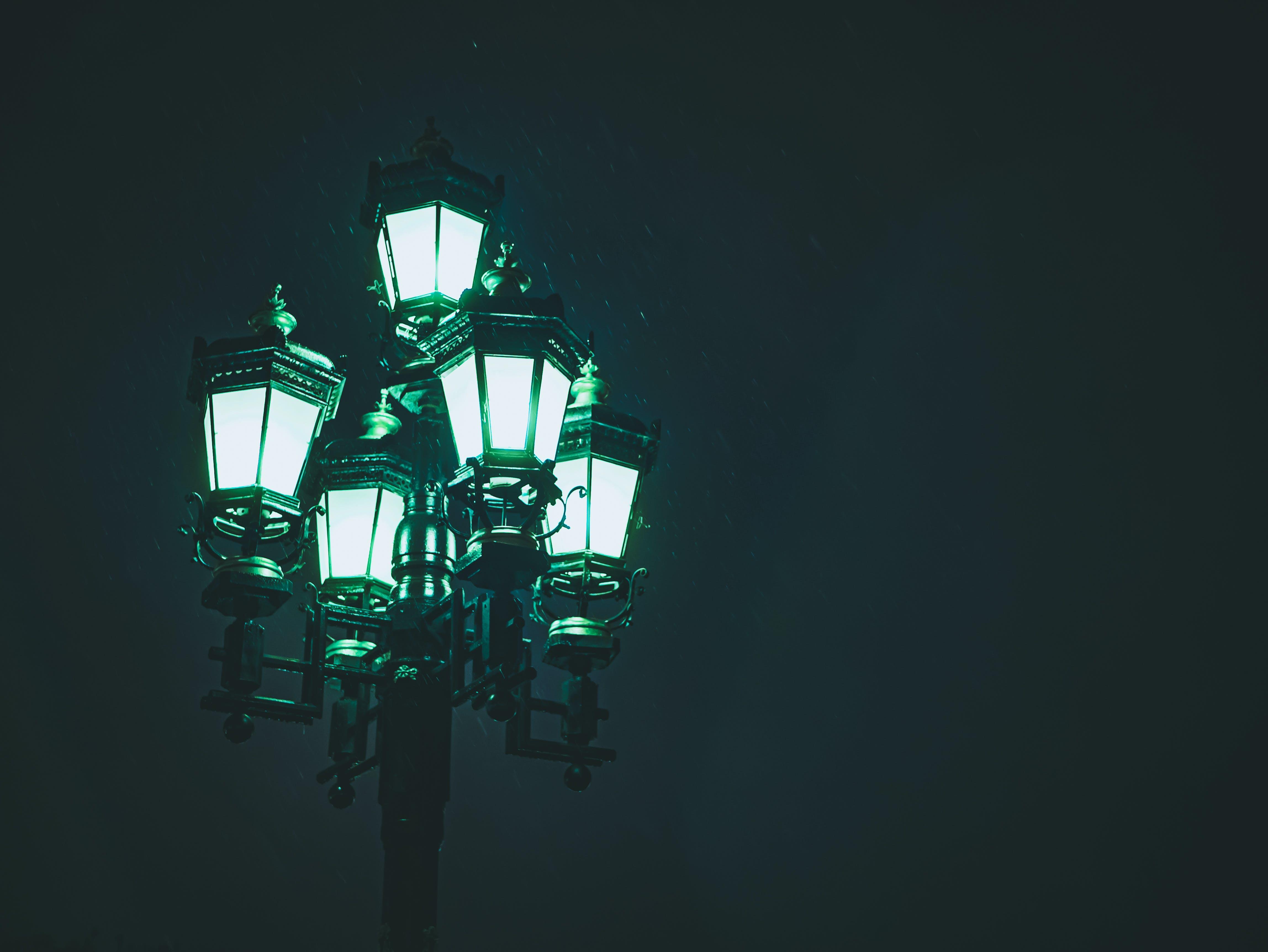 Street Light Post