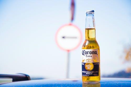 Free stock photo of alcohol bottles, beer, beer bottle, liquid