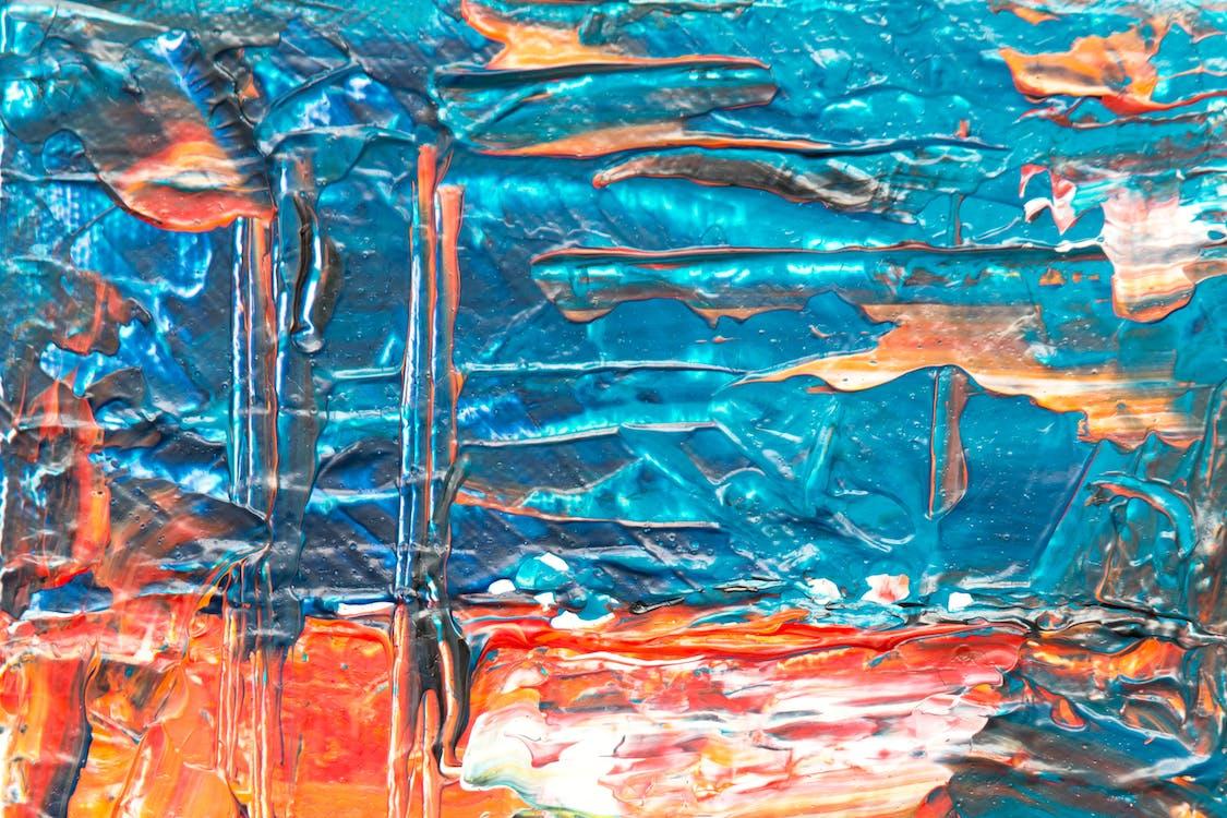 Абстрактная живопись, абстрактный, Абстрактный экспрессионизм