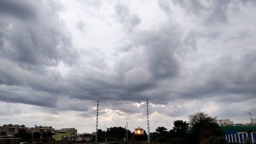 Δωρεάν στοκ φωτογραφιών με μουσώνας, νέφωση, σύννεφα, σύννεφο