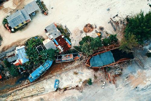 ウォータークラフト, はしけ, ボート, 交通機関の無料の写真素材