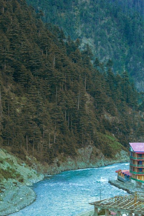 Gratis stockfoto met adembenemend, cool behang, country house, diepe zee