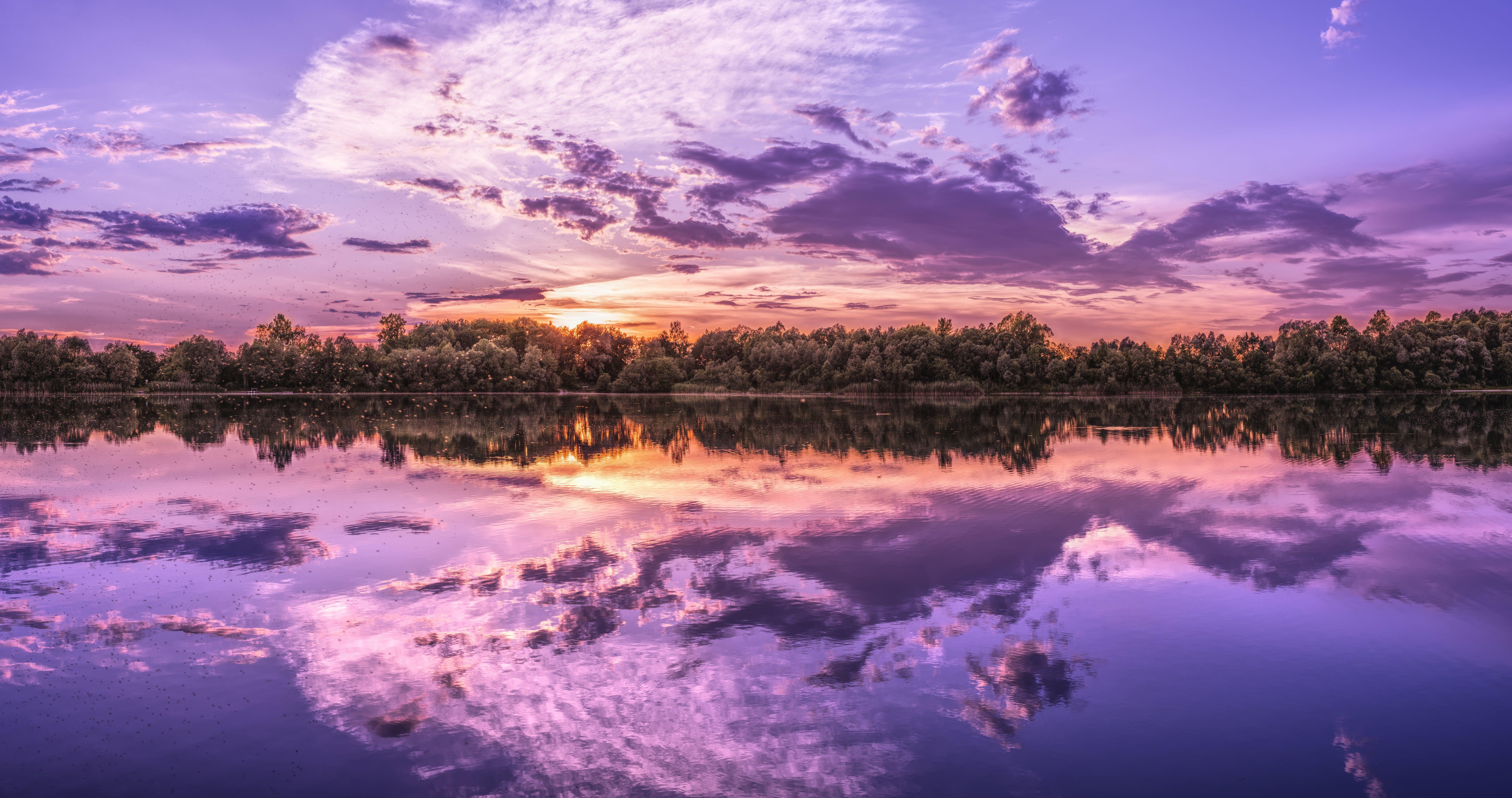 Kostenloses Stock Foto zu natur, himmel, sonnenuntergang, wolken