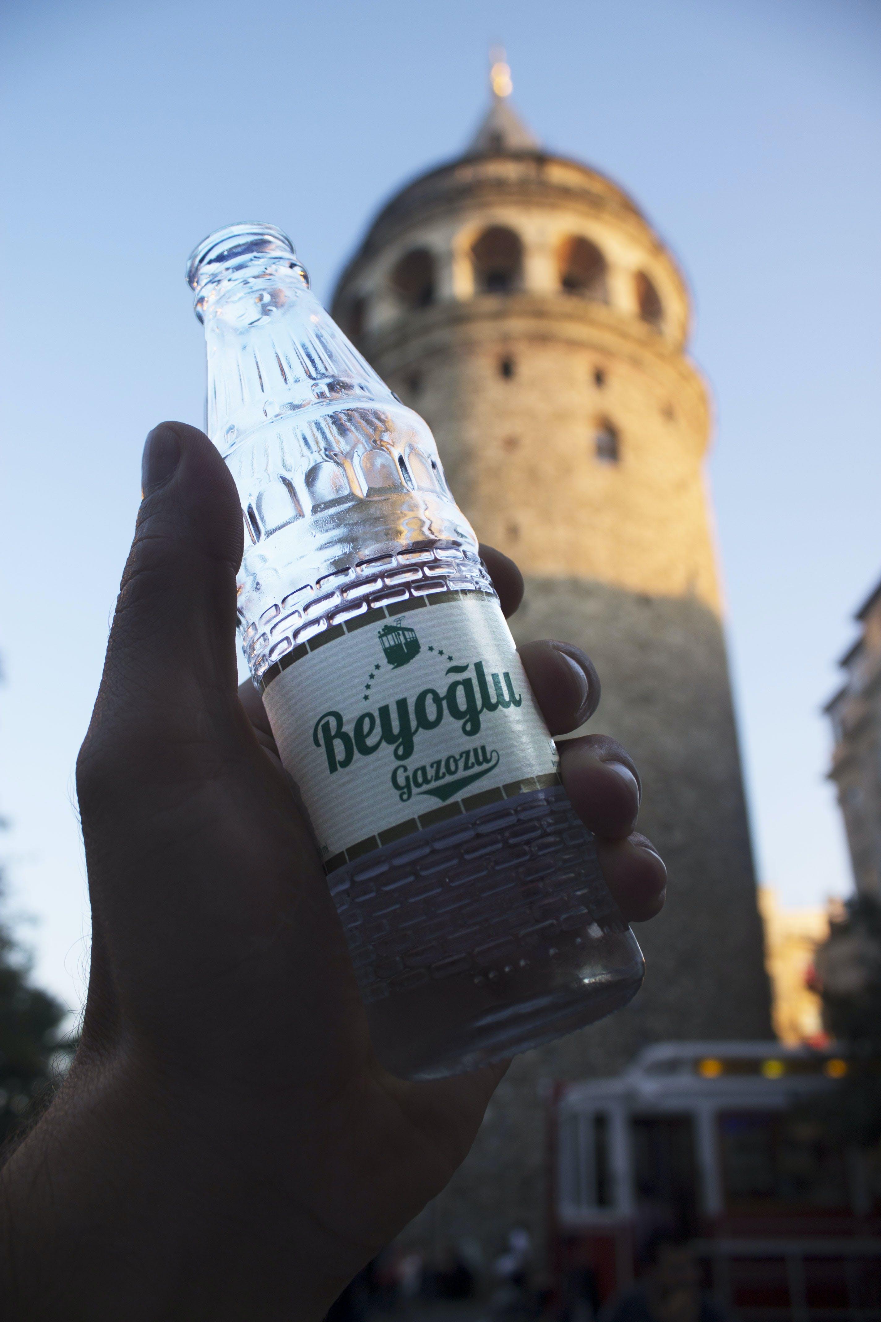 Free stock photo of beyoglu, both, galata kulesi, gazoz