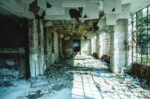 Imagine de stoc gratuită din abandonat, arhitectură, calamitate, clădire