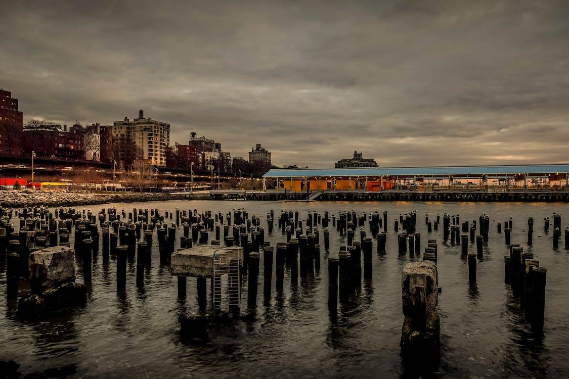 Бруклін, Захід сонця, місто Нью-Йорк