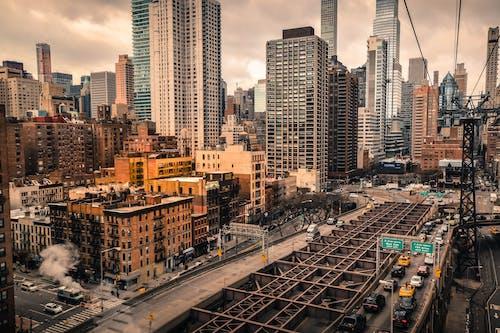 Gratis stockfoto met amerika, centrum, city scape, Manhattan