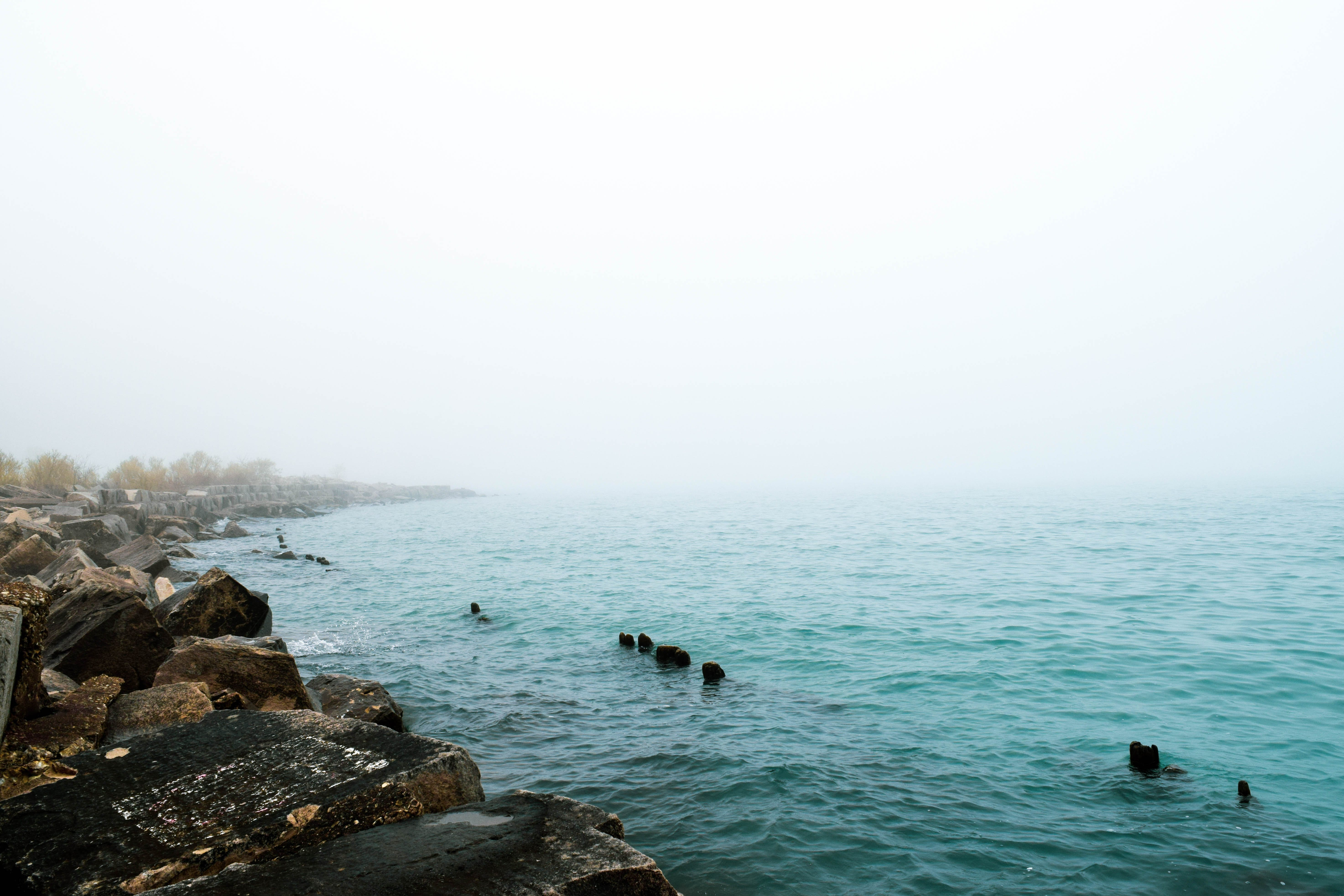 Free stock photo of waterscape, lakeside, water colours, chicago