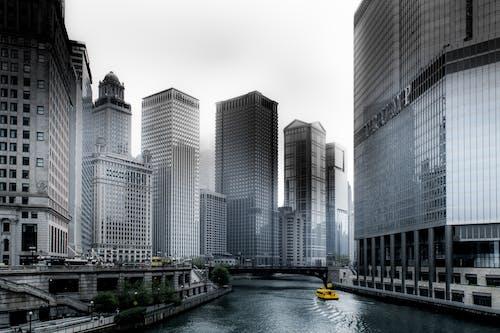 Gratis stockfoto met architectueel design, architectuur, binnenstad, chicago