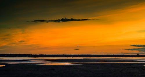 Ingyenes stockfotó naplemente, napnyugta, new brunswick, óceán témában