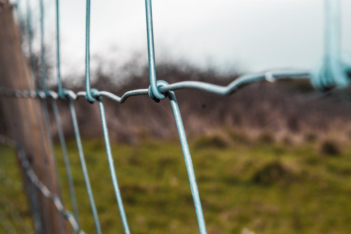 bariéra, bezpečnosť, detailný záber