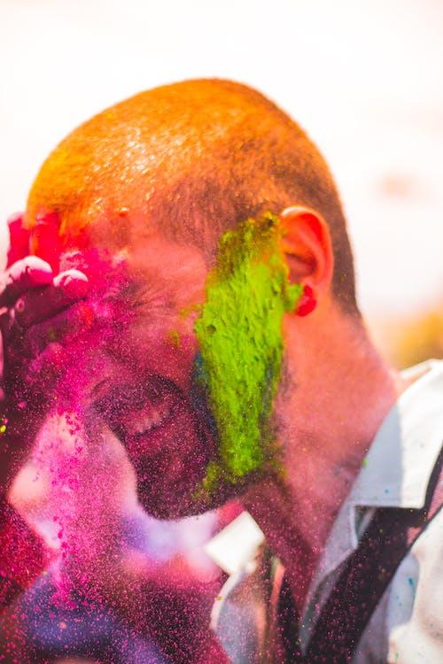 Foto stok gratis artistik, beraneka warna, berseni, cat