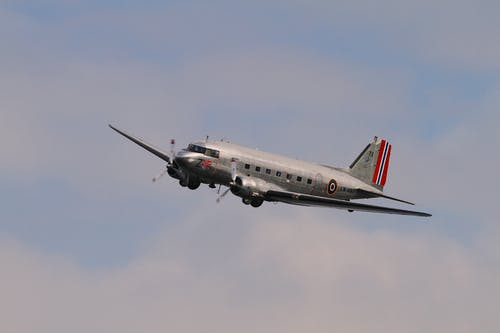 Free stock photo of DC 3, norway