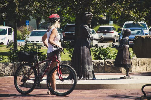 Ingyenes stockfotó bicikli, biciklis, kerékpár, kerékpáros témában