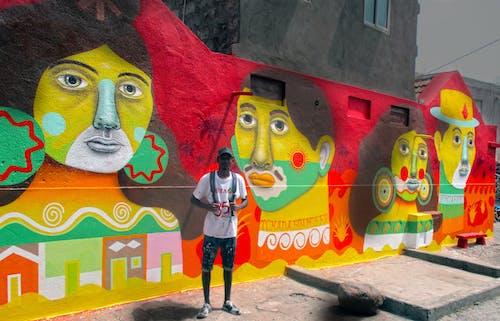 Imagine de stoc gratuită din artist, graffiti, pictură abstractă, urban
