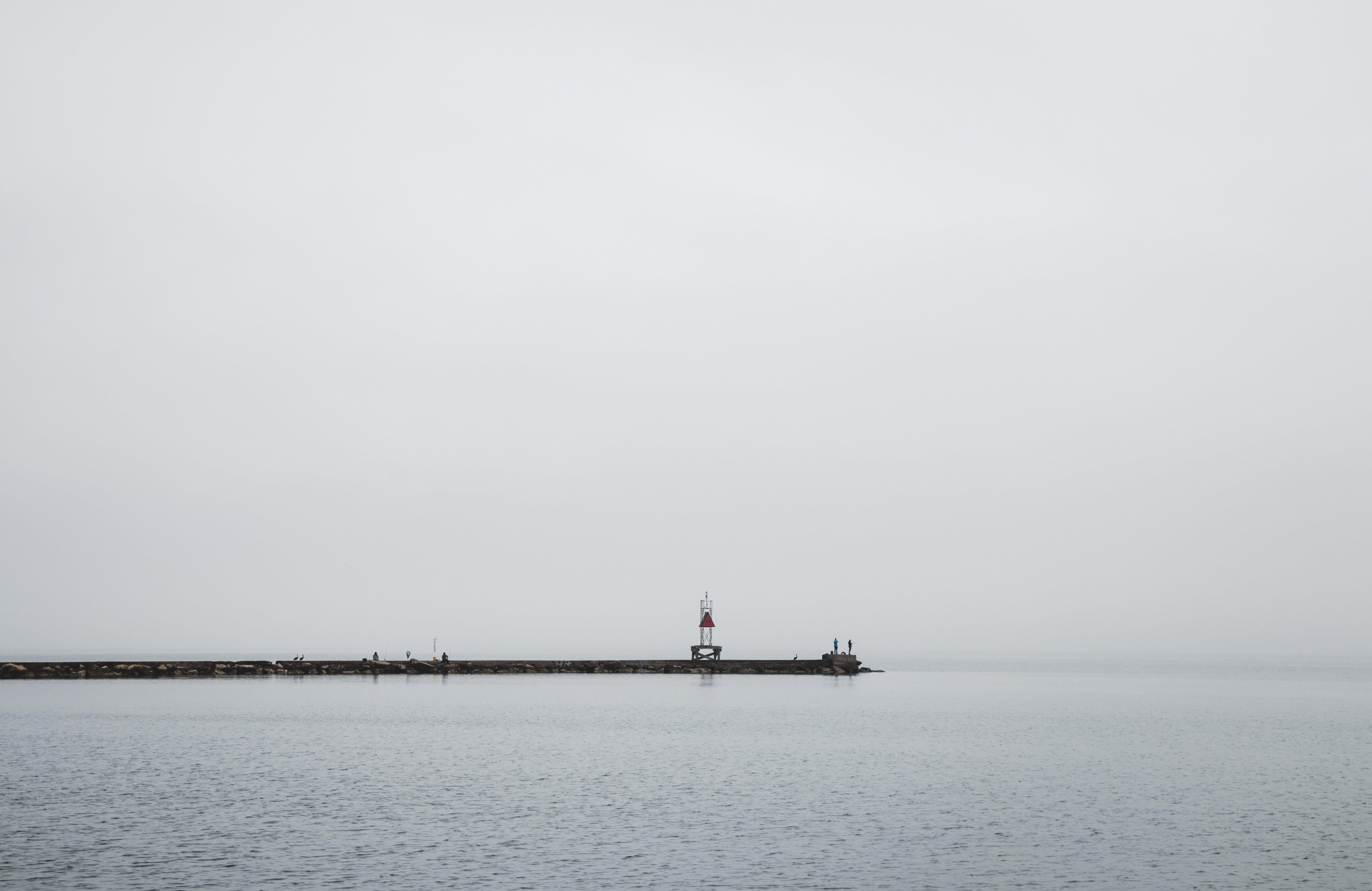 平和的, 水, 海, 海岸の無料の写真素材