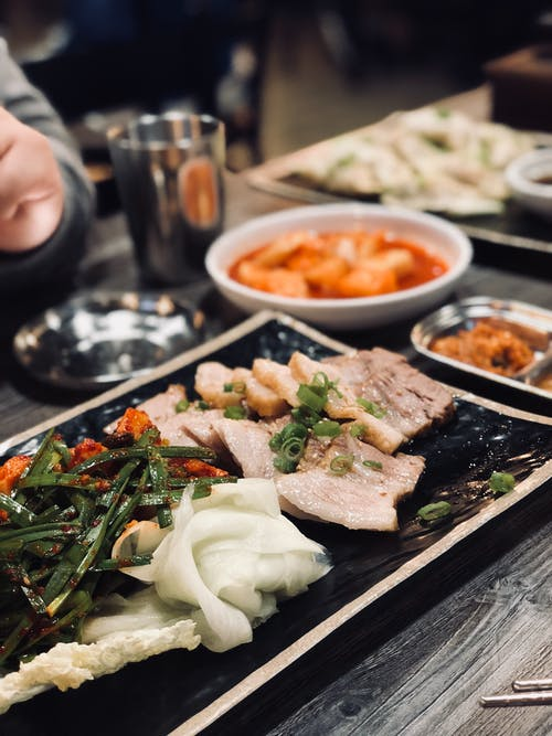 Безкоштовне стокове фото на тему «їжа, вечеря, гурман, корейська їжа»