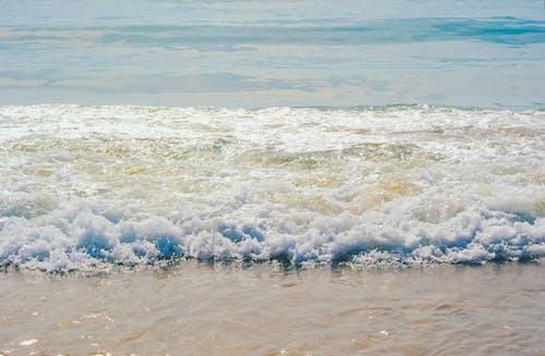 Kostnadsfri bild av dagtid, hav, havsskum, havsstrand