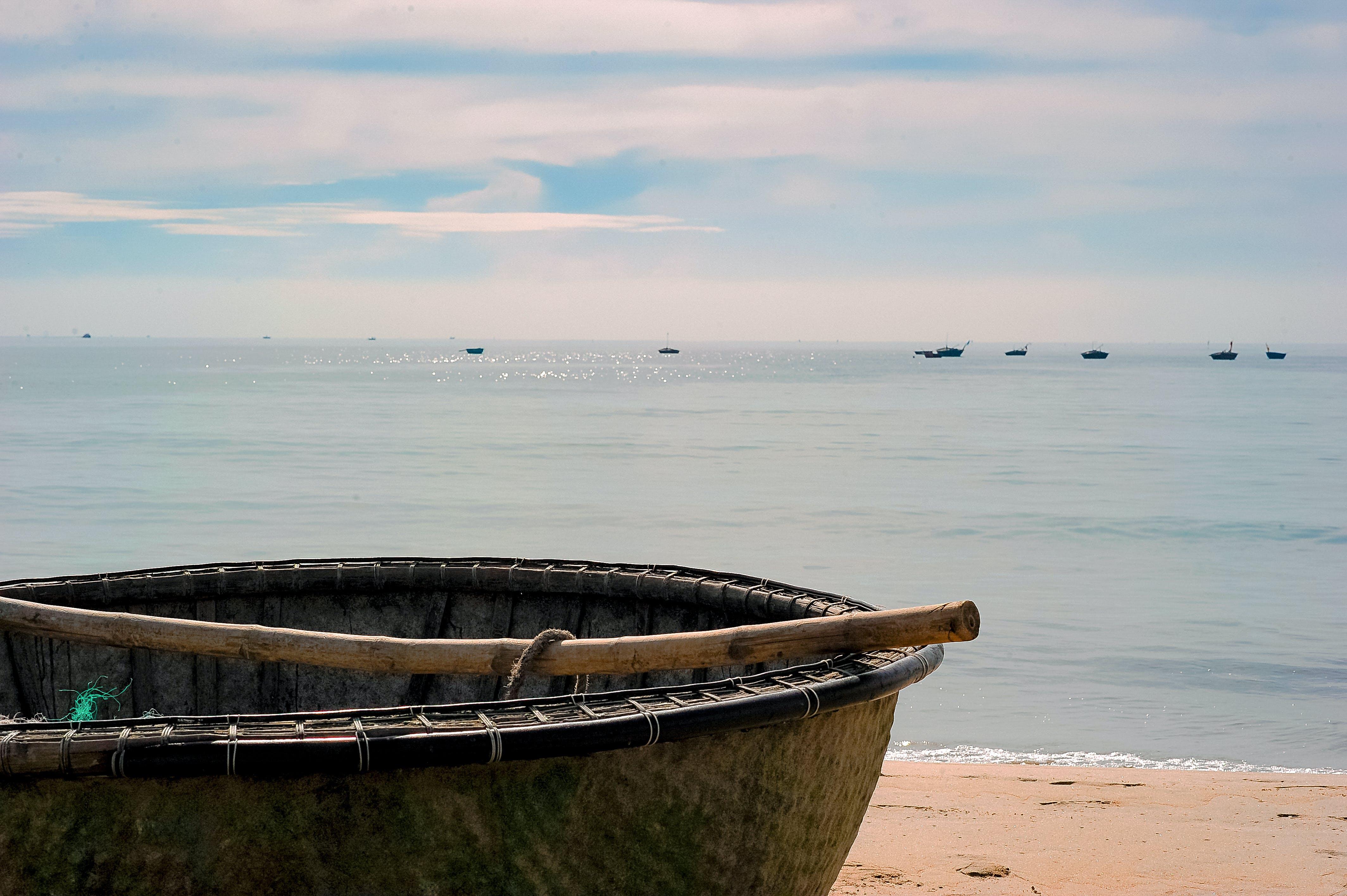 Kostnadsfri bild av båtar, fartyg, hav, havsstrand