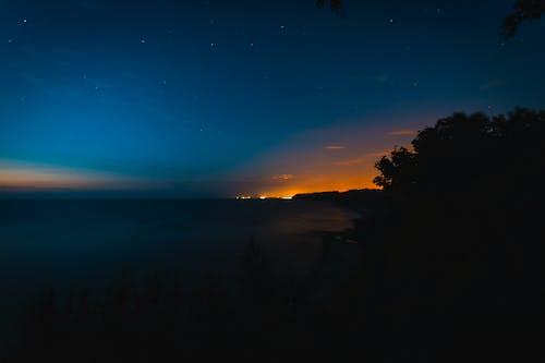 Gratis stockfoto met achtergrondlicht, avond, blikveld, dageraad