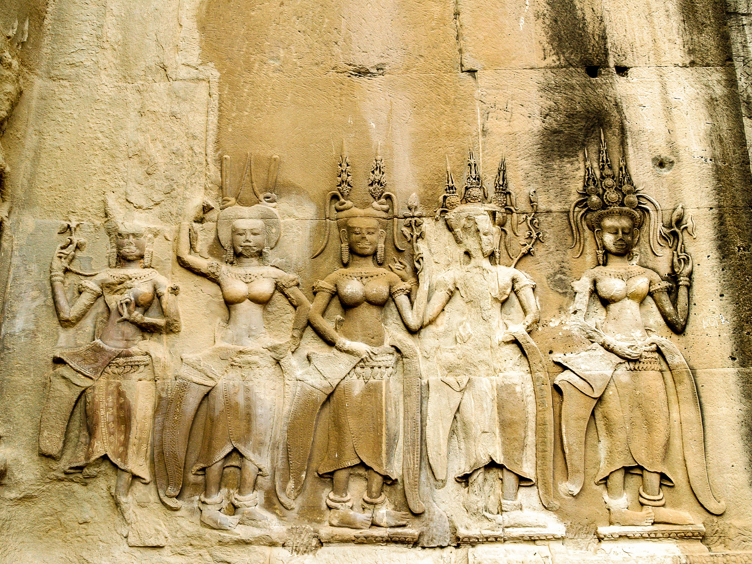 Free stock photo of ancient, angkor, architecture, art