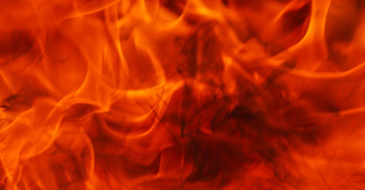 картинка огонь фон для тех