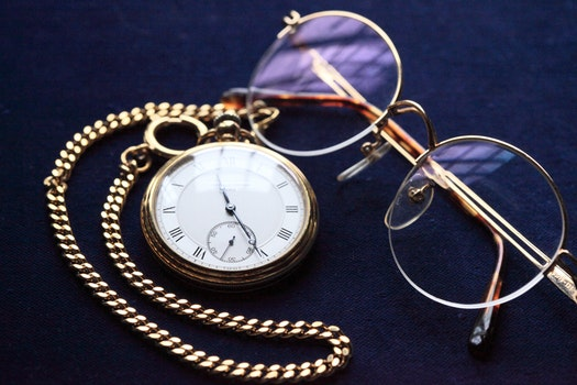 Free stock photo of glass, watch, smile, pocket-watch