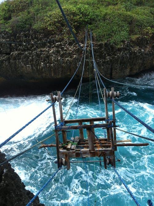 Free stock photo of blow, bridge, float