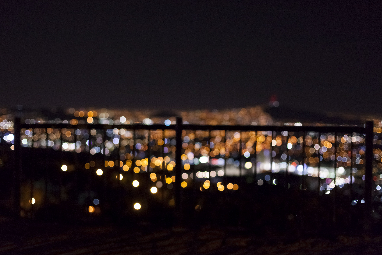 Free stock photo of city, city lights, night city