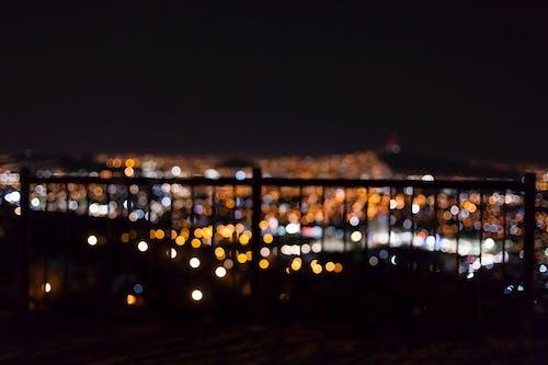 Foto stok gratis kota, kota malam, lampu kota
