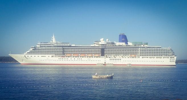 Free stock photo of sea, cruise ship, mediterranean, adriatic