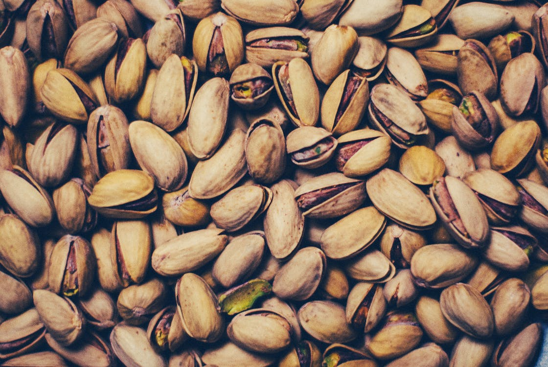 Brown Nut Lot