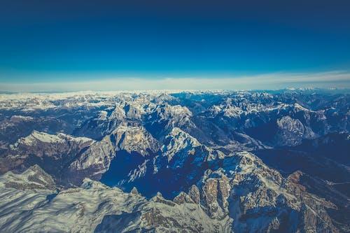 คลังภาพถ่ายฟรี ของ ท้องฟ้า, ธรรมชาติ, ภูมิทัศน์, ภูเขา