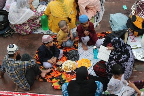 Gratis stockfoto met childern, eid, namaz, ramjaan