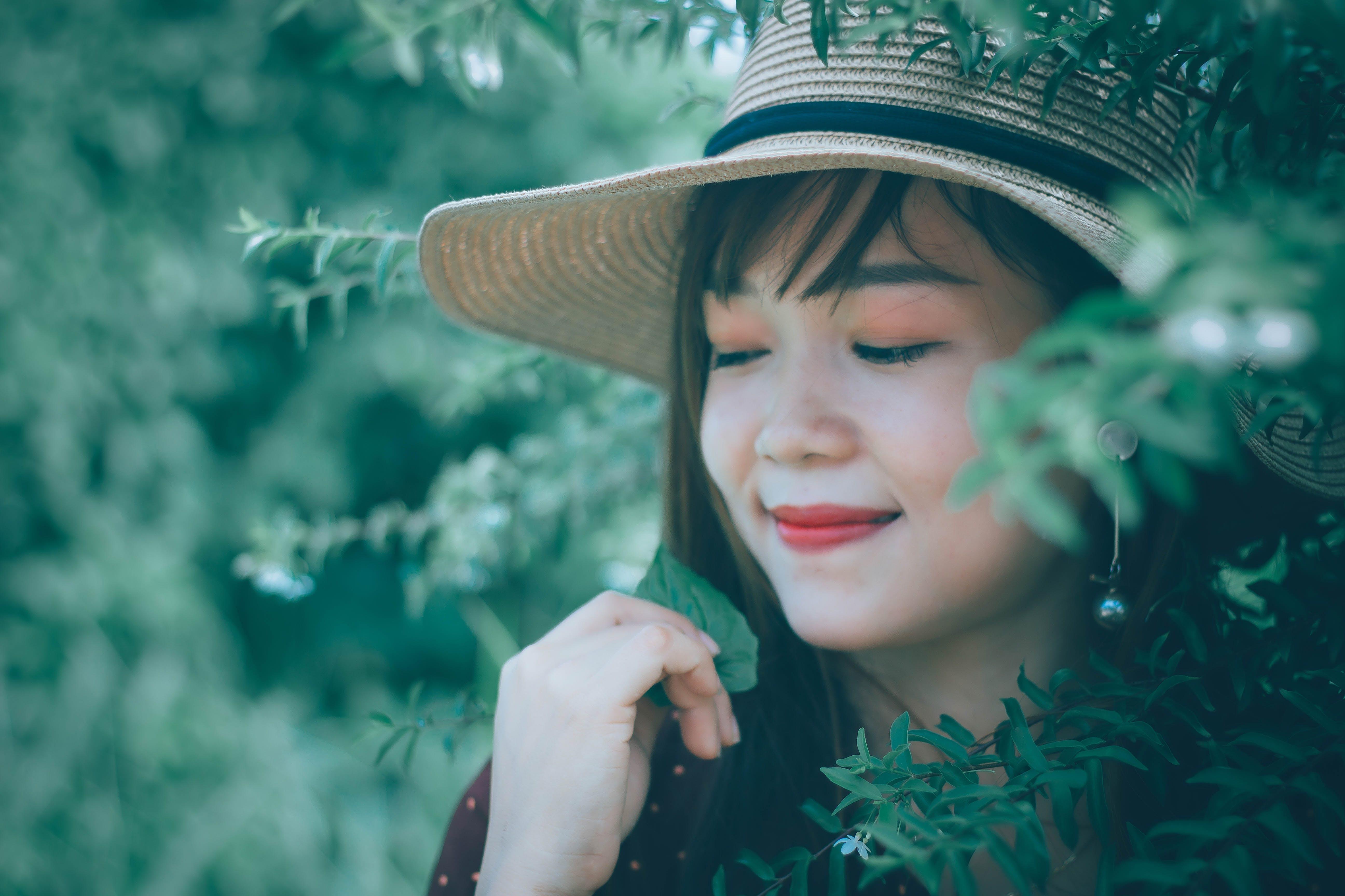ほほえむ, アジアの女性, アジア人の女の子, スマイルの無料の写真素材