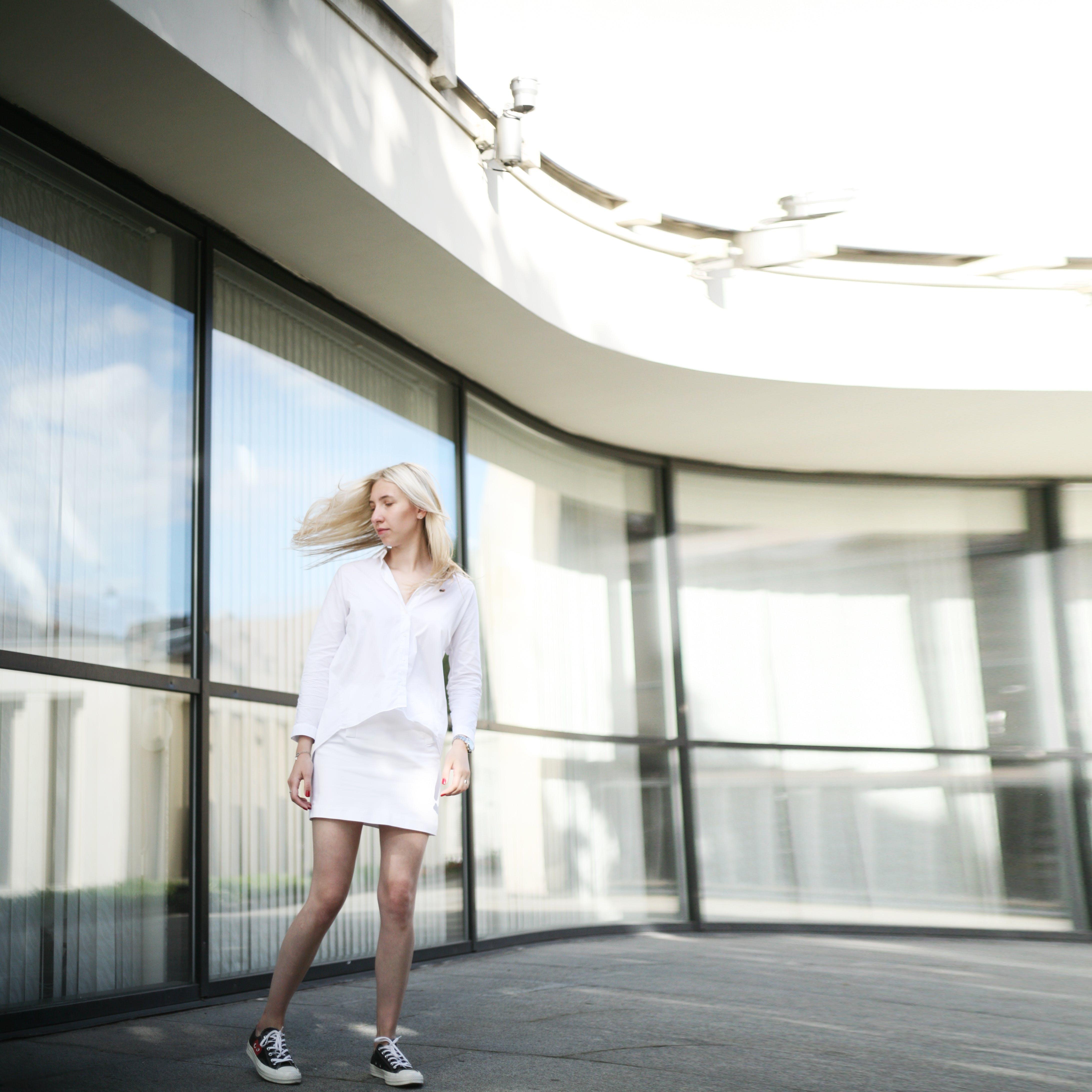 Gratis lagerfoto af blond, blondine, kvinde, mode
